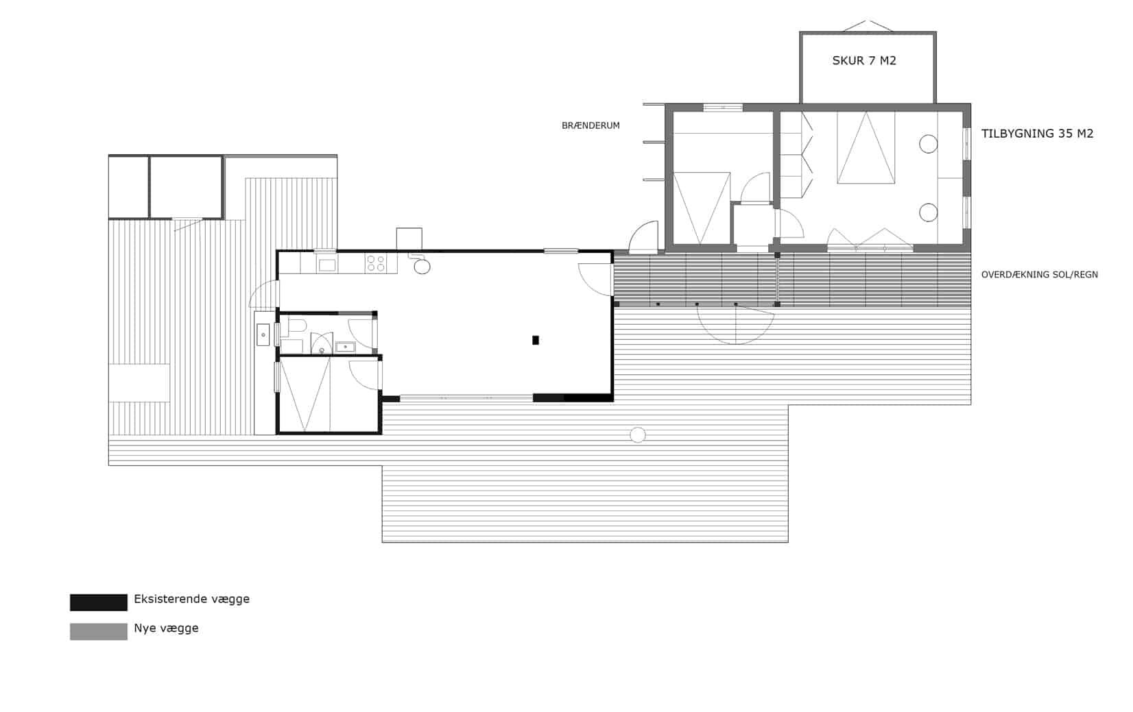 Plan_Vejby Strand